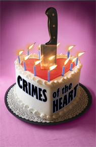 Crimes of the Heart at Lakewood Theatre Company Mar 7 - Apr 13, 2014