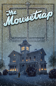 Agatha Christie's The Mousetrap at Lakewood Theatre Company, Jan 10 - Feb 16, 2014